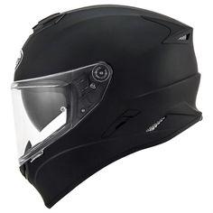 Κράνος Suomy Stellar Plain Matt Black Full Face Motorcycle Helmets, Full Face Helmets, Suomy Helmets, Bicycle Helmet, Matte Black, Accessories, Ebay, Cycling Helmet