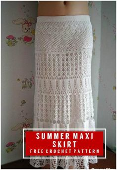 110+ Free Crochet Patterns for Summer and Spring - Page 6 of 12 - DIY & Crafts