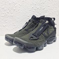 Acronym Style Custom Nike Air VaporMax - EU Kicks: Sneaker Magazine