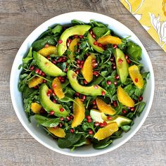 The Foodie Physician: Dining with the Doc: Superfood Salad