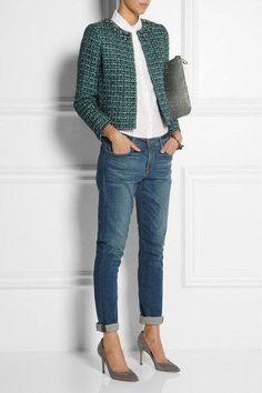 Quem Gostou ??? Ama Look All Denin ? veja essa seleção de calças http://bit.ly/1q9hpaN