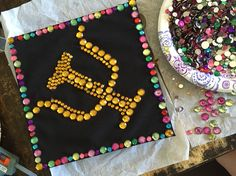 #Graduation #cap #diy #psychology
