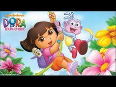 Dora the Explorer - Dora's Learning Adventures | Full Games 2014