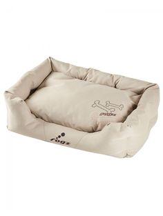 Rogz Bed - Bronze Bone Spice Pod Pet Beds, Backrest Pillow, Bones, Bed Pillows, Pillow Cases, Spices, Pets, Pillows, Spice