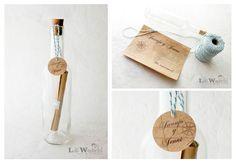 Lola Wonderful_Blog: Bodas: Invitación en una botella