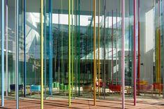 Digging the color here: emmanuelle moureaux: sugamo shinkin bank ekoda
