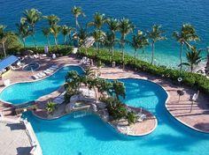 Paradise island harbor resort