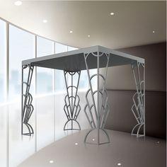 Metro Basic - Ikea Hacks -Table Legs - www.designertablelegs.com