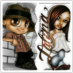Chicano Love, Chicano Art, Mexican American, Mexican Art, Cholo Art, Cholo Style, Latino Art, Lowrider Art, Hispanic Culture