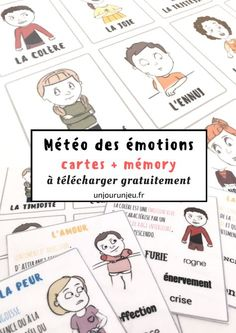 Météo des émotionsTap the link to check out great fidgets and sensory toys. Check back often for sales and new items. Happy Hands make Happy Peopl Autism Education, Education Positive, Education Quotes, About Me Activities, Activities For Kids, Autism Quotes, Online Magazine, Brain Gym, Self Regulation