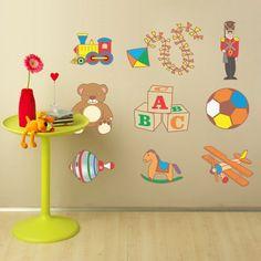Brinquedos de Crianças