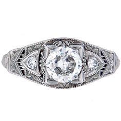 love, love, love antique jewelry