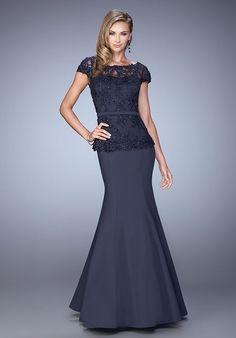 14767327d06 La Femme Evening. Evening DressesProm ...