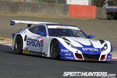 JGTC/SUPER GT Epson Honda HSV-010
