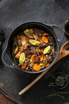 Irish Stew, Iron Pan, Slow Cooker, Beef, Halloween, Food, Irish, Dutch Oven, Meat