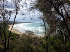 Urquarts Bluff, between Anglesea and Airey's Inlet on the Surf Coast Walk, Victoria Australia