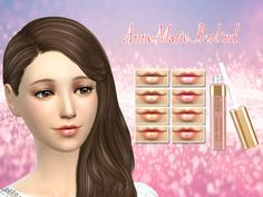 AnneMarie Borlind Standalone item (not replacement) Custom Thumbnail 8 colors You can use any of my creations on your sims for game and upload for sharing. Do not re-upload or claim as your own. Thank...