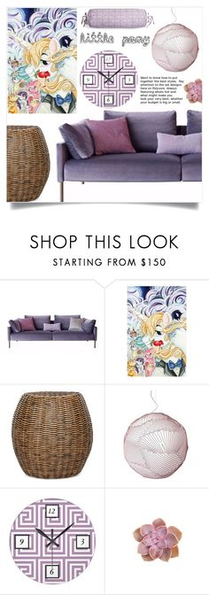 """Little pony !"" by samra-bv on Polyvore featuring interior, interiors, interior design, home, home decor, interior decorating, Foscarini, Sky, art and homedecor"
