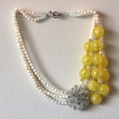 Etsy necklace. Make this for me @Jessica Maloney
