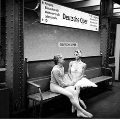 Schwanensee U-Bahn Berlin Malakhov_Semionova