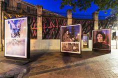 """Exposición de los trabajos del taller """"Construyendo nuestra realidad"""". 7 de abril a 13 de mayo en la Glorieta de Embajadores de Madrid, junto a #ArteTabacalera. #Fotografía Más info:  http://www.mecd.gob.es/cultura-mecd/areas-cultura/promociondelarte/talleres-encuentros/fotografia/ciclotalleres-castroprieto-chemaconesa/taller-castroprieto/exposicion-embajadores.html"""