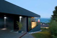 Villa Fundoni, Auvernier NE by Andrea Pelati