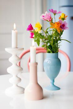 härligt hemma: En liten lovsång till blomsterrabatten...