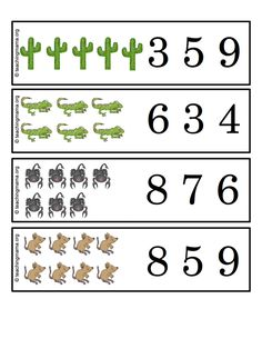 Desert Count and Clip Cards (printables) As we continue to learn about the desert, I made some printables to use with this unit. I will be sharing 3 printables with you today. Desert Animals Matching Game For this game, just Preschool Lesson Plans, Preschool Themes, Preschool Worksheets, Classroom Activities, Preschool Activities, Preschool Homework, Kindergarten, Classroom Tools, Preschool Projects