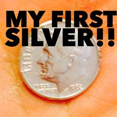 First Silver Dime Found With Garrett AT Pro 2015 Metal Detector