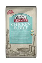 Skinners Chicken and Rice Sensitive Dry Mix 15 kg by Skinners - Just Dog Food - £32.99 http://www.justdogfood.com/skinners-chicken-and-rice-sensitive-dry-mix-15-kg/