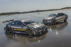 Mercedes : C63 AMG DTM 2016 et l'Edition One à Francfort