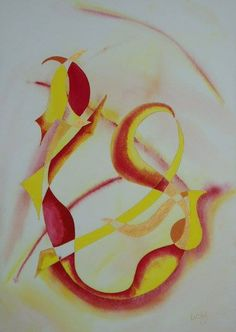 Flame by Kirsty Mills.