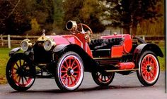 1912 Marion Bobcat Model 33 Speedster - Marion Automobiles were built in Indianapolis from Retro Cars, Vintage Cars, Antique Cars, Vintage Auto, Veteran Car, High Performance Cars, Old Classic Cars, Collector Cars, Hot Cars