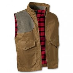 Vest - no idea where to get one, but LOVE