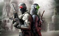 Tom Clancy's Splinter Cell HD Wallpaper
