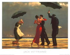 Jack Vettriano The Singing Butler painting is shipped worldwide,including stretched canvas and framed art.This Jack Vettriano The Singing Butler painting is available at custom size. Jack Vettriano, The Singing Butler, Dancing In The Rain, Dancing Couple, Rain Dance, People Dancing, Gustav Klimt, Fine Art, Henri Matisse