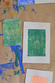 "Printmaking is a fine art that involves making a ""master plate"" which you then can use to make multiple images. There are so many ways to print, it's almost"
