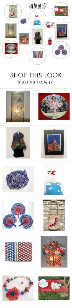 """""""Summer"""" by beachdawn ❤ liked on Polyvore"""