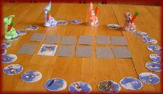 Jeux de société à imprimer et à fabriquer: génial! (loup) plusieurs thèmes! Preschool Board Games, Activity Games, Games For Kids, Activities For Kids, Decor Crafts, Diy Crafts, Alternative Education, Cooperative Games, School Games