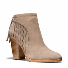 Coach :: HONEY BOOTIE  I love this bootie...not too fond of the price though.