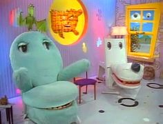 When I was I dreamed about having Chairy in the living room of my apartment. I have regular chairs. Pee Wee's Playhouse, Am I Dreaming, Pee Wee Herman, Weird Dreams, Lose My Mind, Retro Aesthetic, Play Houses, Art Inspo, Emoji