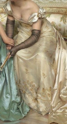 Art, beautiful detail .. X ღɱɧღ || Joseph Frederic Charles