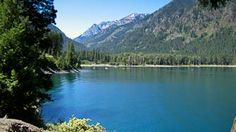 You'll love Joseph  Oregon and Lake Wallowa,  the tap water tastes like the expensive bottled water and there's a wonderful bronze gallery in town.