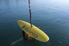 Current Energy: Power-Generating Propellers for Oceans   Gadgets, Science & Technology