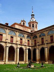 San Millán de la Cogolla- Monasterio de Yuso, cuna del español y morada de Gonzalo de Berceo.