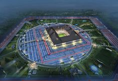 Polis Group is landscaping and building the outside of Al Bayt stadium in Qatar, host of the 2022 Football World Cup. Architecture Panel, Landscape Architecture, Landscape Design, Types Of Desert, California Pictures, Plant Sketches, Christchurch New Zealand, Fun Deserts, Desert Plants