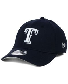 5f1943a2bbd5a New Era Texas Rangers Fashion 39THIRTY Cap   Reviews - Sports Fan Shop By  Lids - Men - Macy s