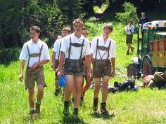Lederhosen Boys