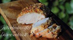 Hähnchenbrust mit Parmesankruste - Living BBQ