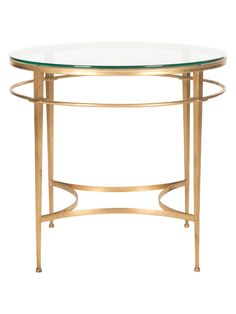 Safavieh Couture Ingmar Round Side Table